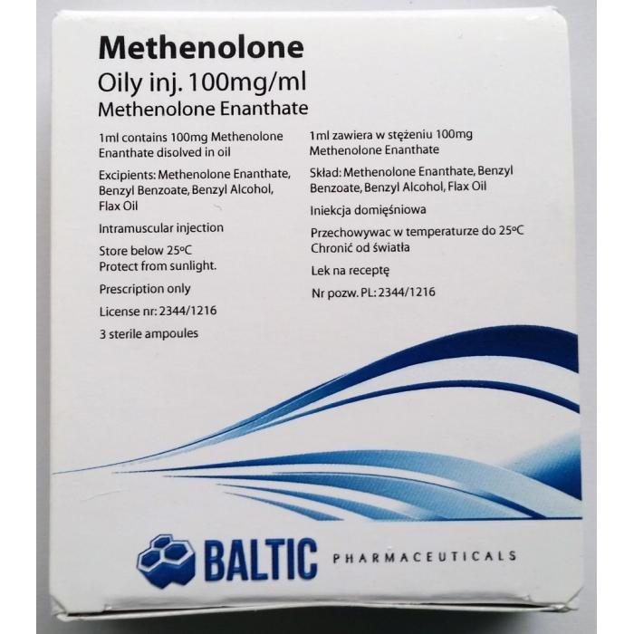 methenolone baltic